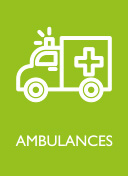 Ambulance by Teewara soontorn from the Noun Project
